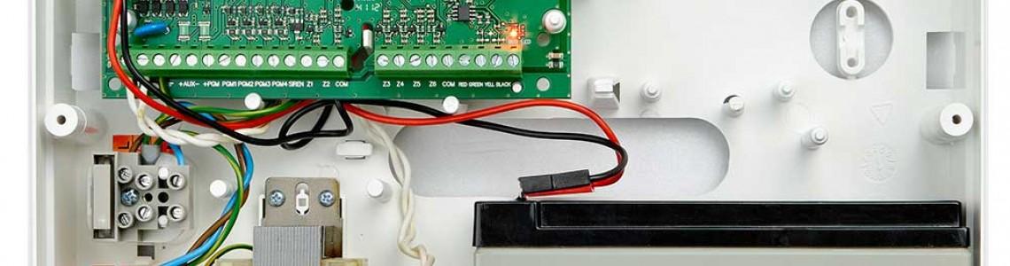 Kablolu Hırsız Alarm Sistemleri