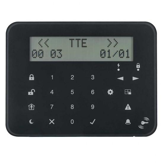 Teletek Eclipse LCD32S Tuş Takımı