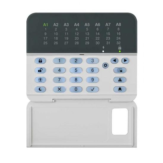 Teletek Eclipse LED32/PR Tuş Takımı - Keypad